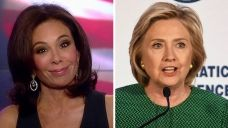 Judge Jeanine: No more free passes for Hillary. Hillary, WHY?, WHY?, WHY?... The Judge speaking up for the families and the American people who demand justice. Clinton's testimony Oct 22.