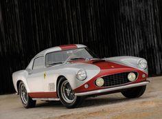 1956-59 Ferrari 250 GT Tour de France