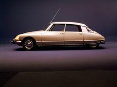 1968 Citroën DS 21 Berline