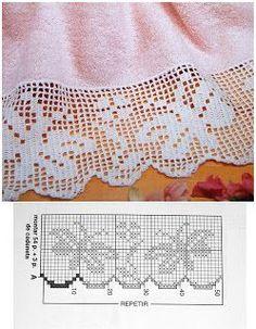 Blog dedicado ao crochet. Aqui