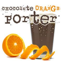 Chocolate Orange Porter - http://www.totalhomebrewing.com/blog/chocolate-orange-porter/