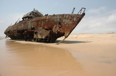 Skeleton coast, Angola | by Michael Mageropoulos
