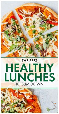 Check out these 10 delicious and healthy lunch ideas from women who lost 20 pounds or more... which just might be the jump-start you need to get excited about meal prepping! Womanista.com