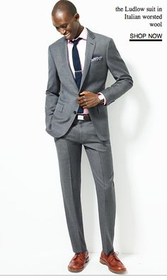 1000  images about Mens grey suits on Pinterest | Wool, Slim fit