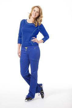 18af24c5acd Antidote Navigator Boot Cut Scrub Pants are great for your group! These  stretch scrub pants
