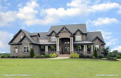Home Plan The Jerivale by Donald A. Gardner Architects