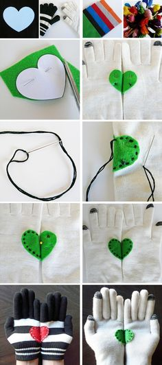Bel #tutorial pre-San Valentino! ~ Nice pre-Valentine's Day #DIY tutorial! Thanks to @bliss bloom {blog} :) via blog-it.dawanda.com