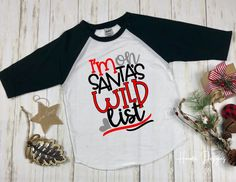 Youth Christmas Shirt, Christmas Kids Shirt, Kids Christmas Shirts, Kids Holiday Shirts, Christmas S Christmas Shirts For Kids, Funny Christmas Shirts, Toddler Christmas, Christmas Humor, Christmas Diy, Xmas Pjs, Funny Kids Shirts, Holidays With Kids, Diy Shirt