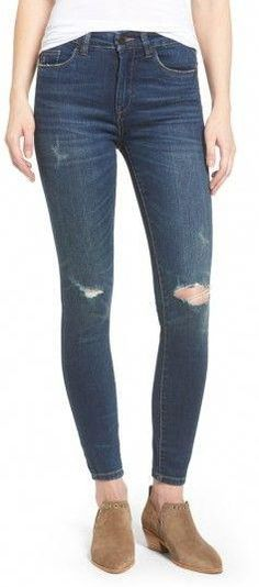 63588e6fa4437 Women s Blanknyc Ripped Skinny Jeans  ad