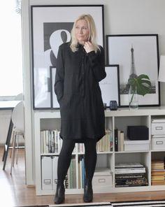 black swan fashion Sara blogger from Finland