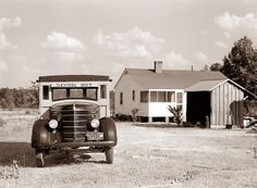 vintage everyday: Old Buses