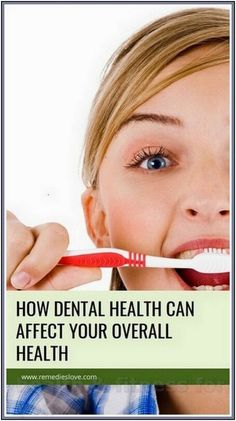 How Dental Health Affects Overall Health | 238 health and fitness