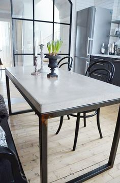 Simple And Majestic Dining Table. Could Be A Side Table, Coffee Table,  Console Table Or Anything.