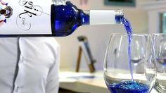 Vinho azul: a criação com que espanhóis tentam revolucionar mercado de bebidas #timbeta #sdv #betaajudabeta
