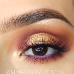 Nyx Makeup, No Eyeliner Makeup, Makeup Tips, Beauty Makeup, Natural Everyday Makeup, Natural Eye Makeup, Makeup For Brown Eyes, Bridal Eye Makeup, Wedding Makeup