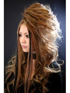 gyaru hair