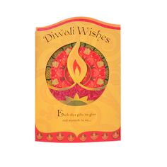My Favorite Festival Rs. 70.00    Diwali Wishes Each diya gifts its glow and warmth to us...Hope your heart and home be filled with both this diwali and the coming year.