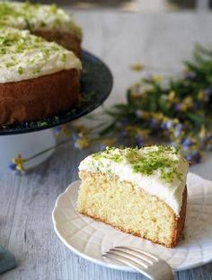 Tangy Lime Coconut C Tangy Lime Coconut Cake with lip smacking...  Tangy Lime Coconut C Tangy Lime Coconut Cake with lip smacking Lime Buttercream Frosting Recipe : http://ift.tt/1hGiZgA And @ItsNutella  http://ift.tt/2v8iUYW