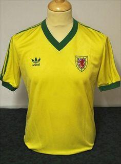 Alan Davies Adidas Away 1985