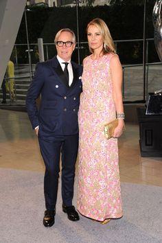 2013 CFDA Fashion Awards: Tommy Hilfiger and Dee Hilfiger