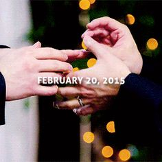 I can't believe its been 2 years since this aired. How I miss them.>>> HAPPY 2 YEAR AND ONE DAY ANNIVERSARY TO KLAINE!!