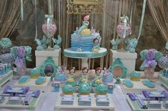 Little Mermaid | CatchMyParty.com