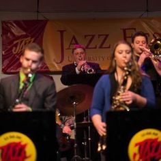 University of Minnesota Morris | News & Events | 37th Annual Jazz Festival Begins April 10