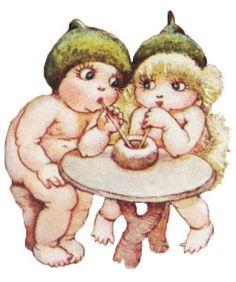May Gibbs\' Gumnut Babies