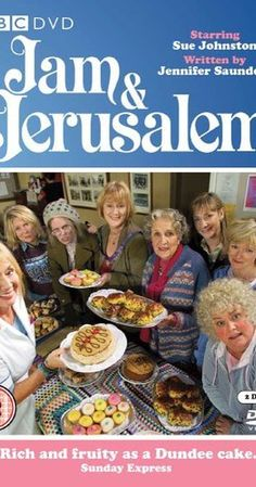 """With Sue Johnston, Dawn French, Maggie Steed, Jennifer Saunders. The comical misadventures of friends involved with a women's club. Based on the BBC series """"Jam and Jerusalem""""."""