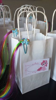 My Little Pony Party Birthday Party Ideas | Photo 6 of 26 | Catch My Party
