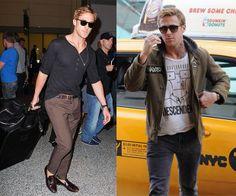 O estilo do Ryan Gosling