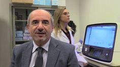 Il Prof. Liborio Stuppia presenta il Dipartimento di Scienze Psicologiche, della Salute e del Territorio Ud'A