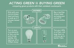 Infographic Compares Acting Green Vs Buying Green Products Read more: Infographic Compares Acting Green Vs Buying Green Products Sustainable Energy, Sustainable Living, Sustainable Design, Recycling Facts, Energy Smoothies, Smoothie Drinks, Smoothie Diet, Energy Drinks, Extreme Makeover