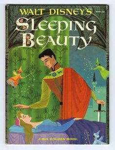 Sleeping Beauty- Big Golden Book