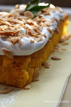 Clementine Cake //  Bolo de Clementina