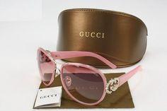 Pink GUCCI Women's Sunglasses                                                                                                                      ✺ꂢႷ@ძꏁƧ➃Ḋã̰Ⴤʂ✺