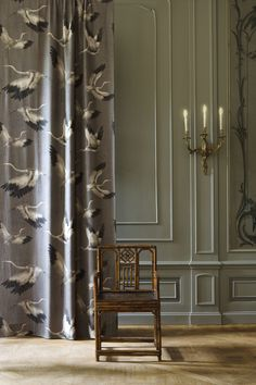 Chewbacca, Curtain Fabric, Curtains, Home Office Design, Chinoiserie, Drapery, Art Deco, Fancy, Colours