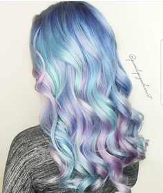 "712 Likes, 12 Comments - Dana Lynn Dautel★ South Jersey (@danalynnhair) on Instagram: ""Shoutout Monday goes to @pamelapaynehairart for this incredible pastel creation!! If youre in the…"""