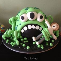 Image result for debbie brown jungle cake