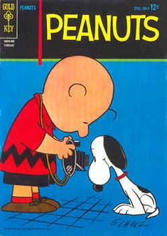 Charlie Brown, the photographer