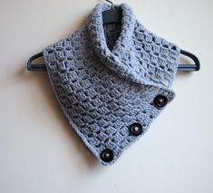 Buttoned Up: Crochet Patterns Featuring Buttons and Unique Buttonholes