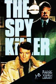 The Spy Killer 1970s ABC Movie of The Week .