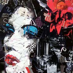 derek gores collage | Derek Gores Collage | Collage Art