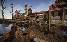 Halcyon Days Minecraft Texture Pack