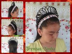Crown Hairstyles, Braided Hairstyles, Little Mermaid Hair, Competition Hair, Crazy Hair Days, Hair Humor, Hair Art, Protective Styles, Gorgeous Hair