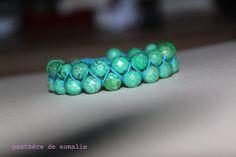 Friendship bracelet  MINT JULEP by lapanthere on Etsy, €39.00