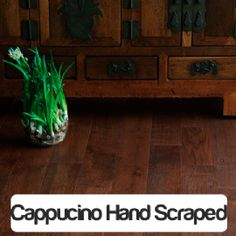 Tuscan Elite Oak Cappuccino Hand Scraped 125mm Engineered Wood Flooring TF409  http://www.flooringvillage.co.uk/tuscan-elite-oak-cappuccino-hand-scraped-125mm-engineered-wood-flooring-355-p.asp