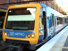 Victoria orders more Alstom  X'Trapolis EMUs