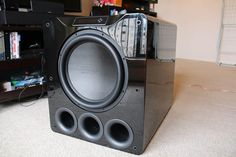 PB16-Ultra Subwoofer Review | The Master Switch #Homecinema #bass