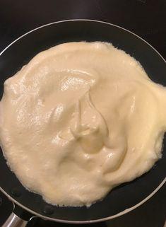 Jak zrobić idealny omlet - 5 zasad + przepis podstawowy Kobieceinspiracje.pl Camembert Cheese, Appetizers, Menu, Yummy Food, Cooking, Breakfast, Ethnic Recipes, Decorating, Diet